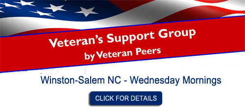 Winston-Salem NC veteran support group