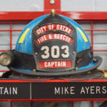 Mike Ayers, Captain, Recruitment & Retention Coordinator Galax Volunteer Fire Department